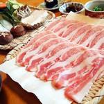 ◆和豚もちぶた しゃぶセット
