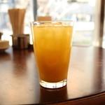 肉汁水餃子 餃包 - オレンジジュース