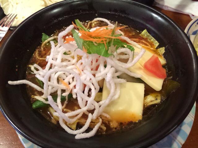 マジックスパイス 名古屋店 - チーズをトッピング♪