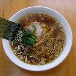 中華ヤマト - 料理写真:昔ながらの東京ラーメン