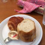 洋食屋料理番 - 本日のお魚ランチ@1,300(パン)