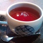 2516312 - ケーキセット(¥500)の紅茶
