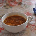 らんぷ亭 - 料理写真:スープ