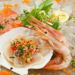 ペスカーラ - おススメ!本日の鮮魚のカルパッチョ