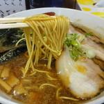 麺屋 三四郎 - 醤油ラーメン 750円