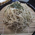 玄武洞茶屋 - 天ざる(蕎麦)