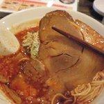 麺や ながしろ - 巻きバラ叉焼