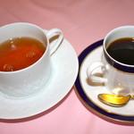シェフ・ド・フランス - 紅茶と珈琲