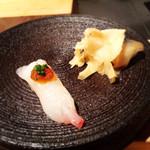 sushinihonryourisawada - 桜鯛