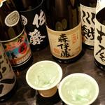 銀座 竹の庵 - 焼酎