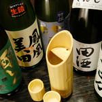 銀座 竹の庵 - 日本酒