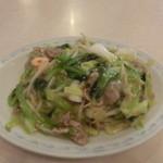 博愛 - 炒麺(800円)