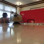 博愛 - テーブル席卓上