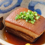 琉美豚の蒸しラフテー