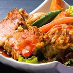 豚料理専門店 銀呈 - 黒酢のゲンコツ酢豚