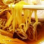 南部いろり庵 - 麺アップ!