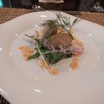 アビッソ - 料理写真:前菜のマグロノパテ