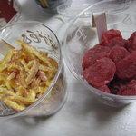 プログレ - ドライフルーツ(いよかんと苺)