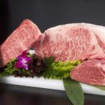 万力家 - 料理写真:当店はオリジナルの万力家熟成牛専門店です。