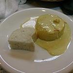 山猫軒 - ホタテ貝のサフランクリームソース