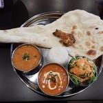 インド料理 INDIA - Cセット1050円