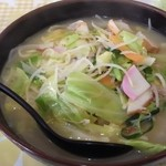 味太郎 - チャンポン大盛り(850円)