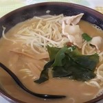 味太郎 - みそラーメン大盛り(700円)