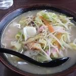味太郎 - チャンポン(800円)