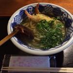 五条 - 天ぷらうどん