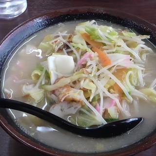 味太郎 - 料理写真:チャンポン(800円)