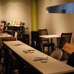 Cafe&Bar booniestar - 店内写真