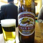 まるみ - ビール500円