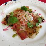 トックブランシュ - 料理写真:オードブル