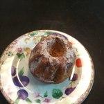 木の葉 - ドライフルーツのパン