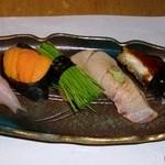 本等鮨 海馬 - 寿司