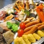 イタリア料理&バール たんと - 料理写真:オードブル