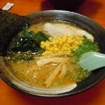 つけ麺 大雄 - 味噌らーめん 650円
