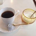バーデン - ブレンドコーヒー@500円