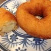 とうふのなかざわ - 料理写真:おから豆乳ドーナツのアップ