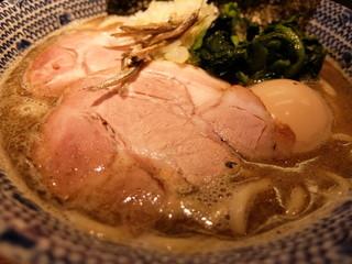 東京煮干屋本舗 - 大きいチャーシュー