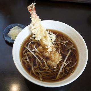蕎麦招人 仟 - 料理写真: