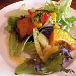 グロリア - ランチセットのサラダ