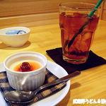 ましゅ ましゅ - ランチ デザートと飲み物
