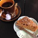 てらす茶屋 ゆうなみ - 黒糖蒸しパン