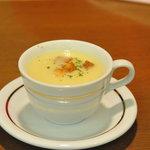 白ばら - スープ
