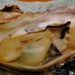 のとだらぼち - 能登焼き牡蠣