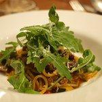 レストラン・ホク - 短角和牛のラグーソーススパゲッティ