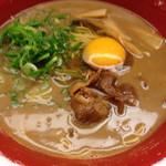 25304088 - 徳島ラーメン 麺かた