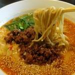 ひすい亭 - 担々麺