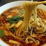 ひすい亭 - 酸辣湯麺